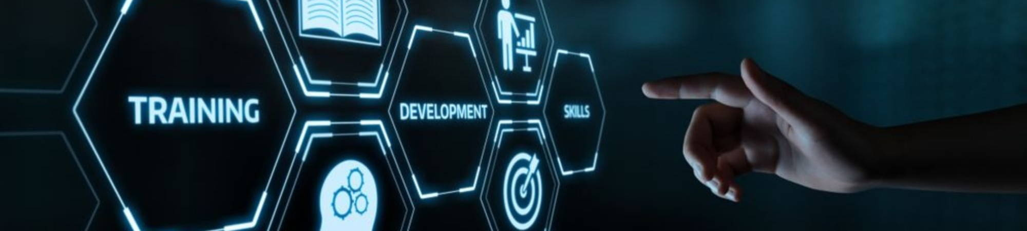 Futuristic training, development and skills matrix